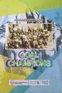 a handbook for goal champions